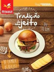 Supper Rissul   Ofertas Fim de Semana - Válidas de 01 a 02/09/2017