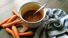 Dětem zdravě: Dušené hovězí maso s mrkví Fondue, Chili, Soup, Cheese, Ethnic Recipes, Chile, Soups, Chilis