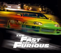 THE FAST AND THE FURIOUS (2001)  Med Girl Naomi