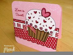 Snippets By Mendi: Knee Deep in Valentine's Day Cards