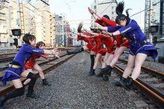 Morning Musume #Makankosappo #DragonballZ