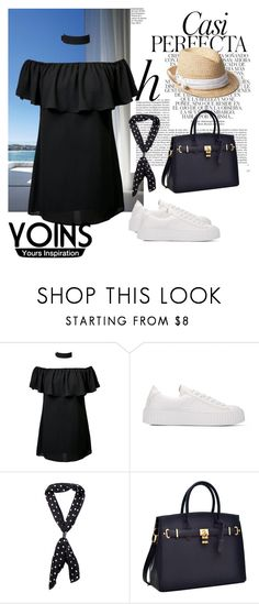 """Yoins contest"" by woman-1979 ❤ liked on Polyvore featuring Folio, Whiteley and Gap"