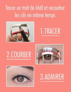 Makeup Ideas: 7 astuces qui vont révolutionner votre make-up ! Beauty Tips For Hair, Beauty Makeup Tips, Makeup Blog, Diy Makeup, Beauty Hacks, Skin Care Regimen, Skin Care Tips, Braut Make-up, Fake Lashes