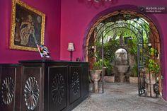 casa luna san miguel de allende | hotel certificado de excelencia contacto habitaciones historia de casa ...