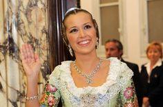 Sandra Muñoz Pérez - Fallera Mayor de Valencia 2013