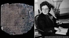 Alice Kober spent more than two decades working to decode Linear B, a code found in the palace of Knosses in Crete in 1900. There was no rosetta stone to help decode it. It was the ultimate closed room mystery. Just before she could finish it, she mysteriously died at 43 yrs old in 1950. Michael Ventris finished the job in 1952, using Kober's grids, and then also mysteriously died.