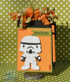 Storm Trooper -  May the 4th be with you