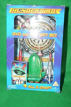 thunderbirds the #movie, dvd and toy gift set all 5 ships 2004. #gerry #anderson,  View more on the LINK: http://www.zeppy.io/product/gb/2/201640685388/