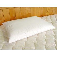 Organic Wool Bed Pillows