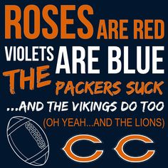 Chicago Bears Pictures, Chicago Bears Shirts, Chicago Football, Bears Football, Nfl Chicago Bears, Football Memes, Sports Humor, Funny Sports, Cubs Team