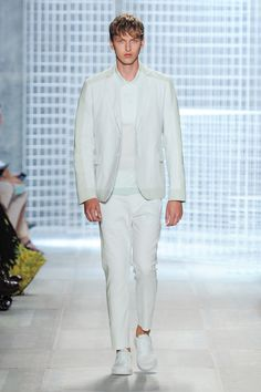 The Lacoste Spring-Summer 2014 Runway Collection. I Love Fashion, Fashion News, Fashion Show, Fashion Trends, Spring 2014, Spring Summer, Summer 2014, Latest Mens Fashion, Men's Collection