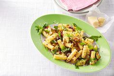 Italienischer Nudelsalat mit Zucchini