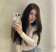 Aesthetic Women, Bad Girl Aesthetic, Face Lace, Blonde Hair With Bangs, Foreign Celebrities, Girl Hiding Face, Fake Girls, Selfie Poses, Beautiful Girl Photo