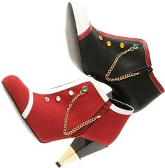 Utena Shoes 少女革命ウテナのブーティ予約開始!ウテナとアンシーの2モデルを限定販売   2PMWORKS