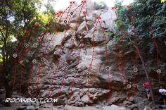 escalada arrayan chile - Google Search