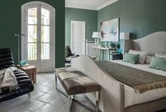 PIN 117 Farrow And Ball Green Smoke On The Walls Cornforth White Floor Paint For Old Terracotta Tiles