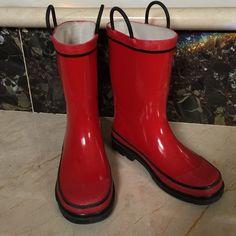Boys rain boots Boys rain boots. Great condition! Western Chief Shoes Rain & Snow Boots