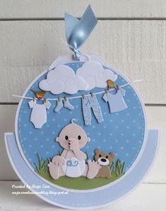 Baby Shower Deco, Baby Shower Cards, Baby Cards, Kids Cards, Dibujos Baby Shower, Baby Shower Souvenirs, Baby Boy Christening, Baby Shower Princess, Wishes For Baby