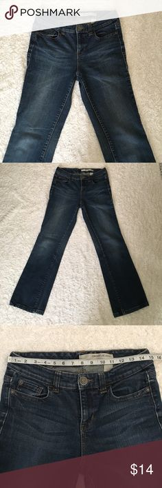 DKNY Jeans In great condition. No stains or tears. Has some stretch to it. Measurements on pictures Dkny Jeans