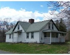 Single family farmhouse for sale in Worcester.  This 3 bedrm house has so much potential.  Home features large liv.rm., open din.rm/den, 1st flr mstr w/mantel, 1st flr full bath, and 2 spacious bedrms on the second flr.  This home has 1800s charm with field stone foundation, and wide planks.  2 car garage and large 1.5 acre lot complete this package.  Potential to split lot into two lots with removal of house.