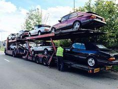 Saab dreamcar trasporter