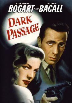 Dark Passage 1947 - #Bogart #Bacall #filmnoir #detective #polar #murder