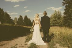 Wedding Bells: Gillian and Joey | Free People Blog #freepeople