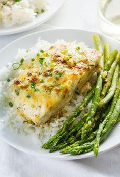 "Garlic Parmesan Halibut - sounds great! I will try this tonight, as some special person ""gifted us with fresh halibut!! Thank you ""All""!"
