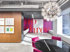 Gensler Goes Bold With a New Office in NYC's Theater District