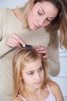 Rinse hair with apple cider vinegar; then apply coconut oil to the scalp. Wrap…