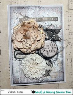 Card by Tusia Lech