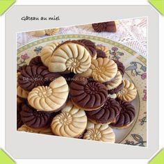 Délice et gourmandise recettes algériennes : Gâteaux Syrien