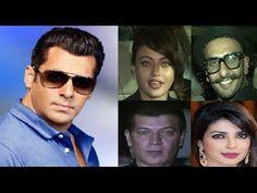 Ranveer, Priyanka, Sneha, Daizy at Salman Khan's Bajrangi Bhaijaan's special screening.