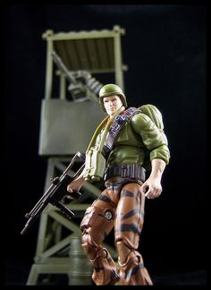 gi joe duke | GI Joe 25th Anniversary - Tiger Force Duke 02 | Flickr - Photo Sharing ...