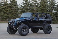 Jeep Wrangler Apache.  WOWSERS I want this Jeep.