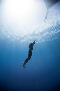 #Freediving