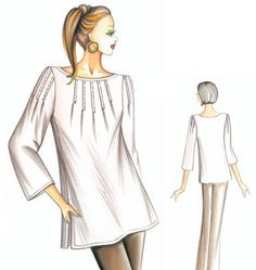 Sewing Pattern by Marfy