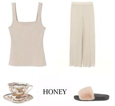 #honeylook #look #style Tank Tops, Honey, Mood, Inspiration, Outfits, Style, Fashion, Biblical Inspiration, Clothes