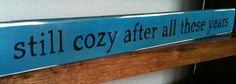 Primitive Wood Sign:  Window Sill