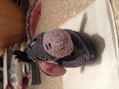Found at Kirkby-in-Ashfield Train Station on 21 Dec. 2015 by Ben: Small (and damp!) Eeyore found at the far end of Kirkby-in-Ashfield Train Station car park Car Boot, Eeyore, Lost & Found, Train Station, Car Parking, Pet Toys, December, Winter Hats, 21st
