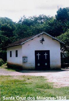 Capelinha Santa Cruz dos Milagres - Pinheiral - RJ