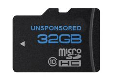 GoPro Hero 3 And 3 Plus +  Micro SD Card