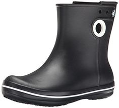 crocs Women's Jaunt Shorty W Rain Boot, Black, 11 B(M) US crocs http://www.amazon.com/dp/B00DU93P3C/ref=cm_sw_r_pi_dp_3vFrwb1JTV7XA