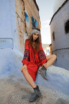 Travel To Beautiful Morocco With Free People - The Cool Hour | Style Inspiration | Shop Fashion