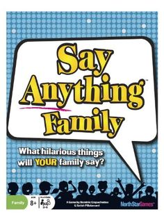 Say Anything: Family Edition: Amazon.de: Spielzeug