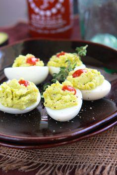 ... Deviled Eggs on Pinterest | Deviled Eggs, Deviled Eggs Recipe and