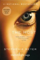 **The Host. I was loving this book. I was seriously worried it was going to end horribly, and I know when I get that feeling (that I might want to throw the book across the room if the author screws everything up) that it's worth it. Great read.