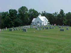 Marvin Church Cemetery, Rural Retreat VA Cabbage Head, New Hospital, Rural Retreats, Graveyards, Cemetery, Virginia, Dolores Park, Pride, Quilts