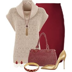 """""""Ready for the Holidays"""" by cathy0402 on Polyvore"""