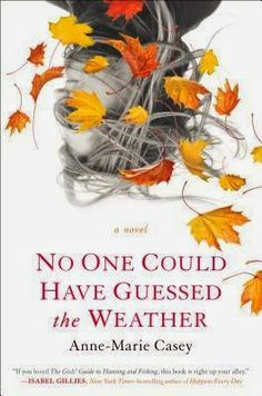 SincerelyStacie.com - One of Oprah's best summer reads of 2013! Enter to #win a copy of NO ONE COULD HAVE GUESSED THE WEATHER through 4/13/14